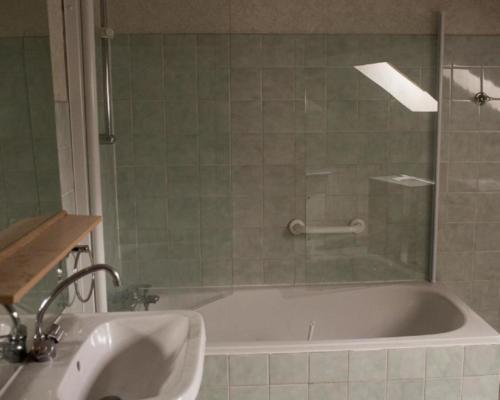 Mini villa Salle de bain